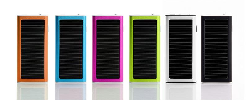 2012 Latest Technology USB Solar Panel Phone Battery Charger Battery S