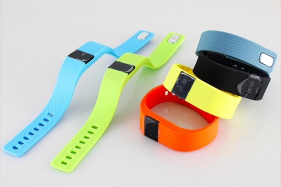 [NEW 2015]☆TW64☆ Smart Bracelet Smartband Wristband Fitnes Band