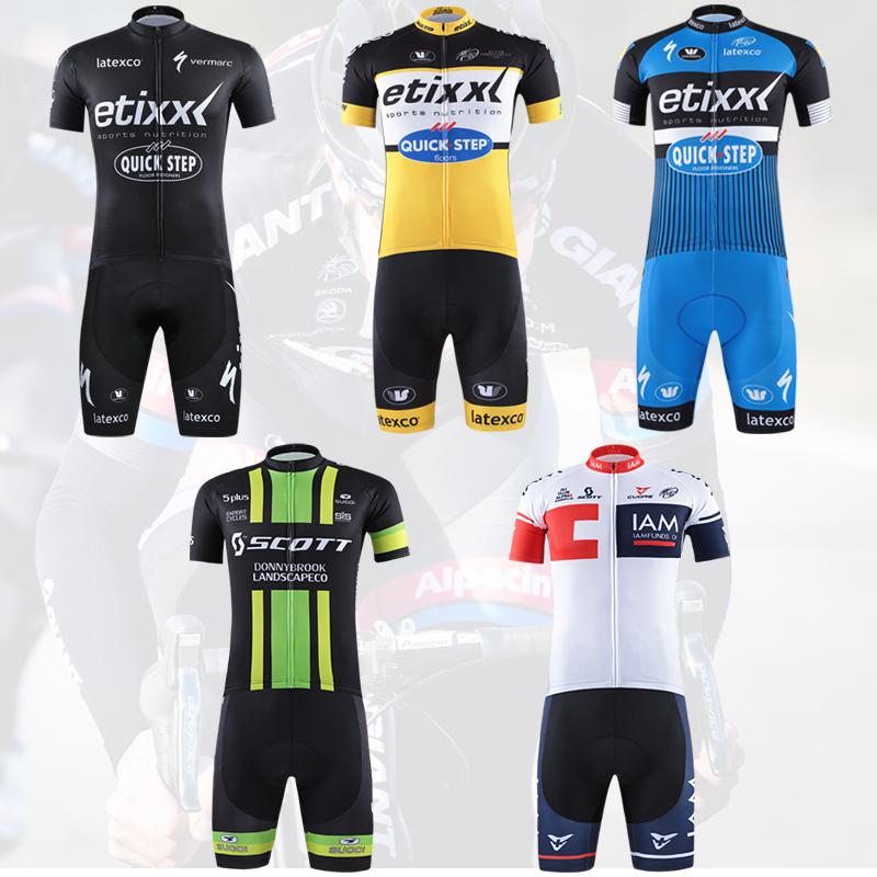 2016 Cycling Jersey Short Sleeve Team Cycling clothes