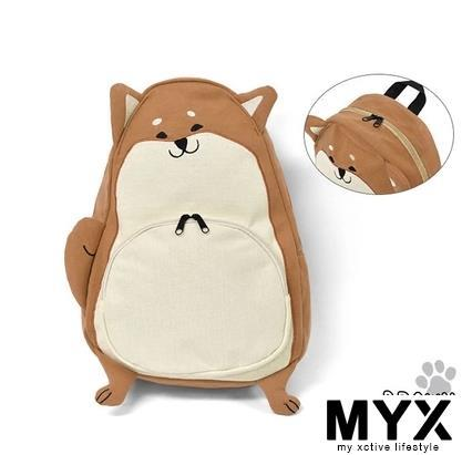 2016 New Original Japan Shiba Animal Backpack School Bag