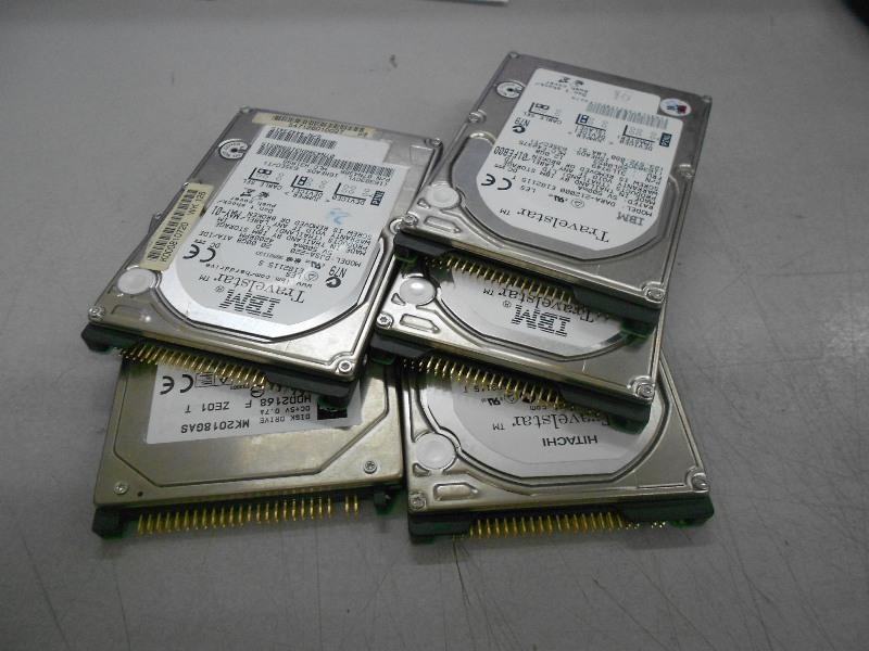 20GB IDE 2.5 inch Notebook Hard Disk 210313