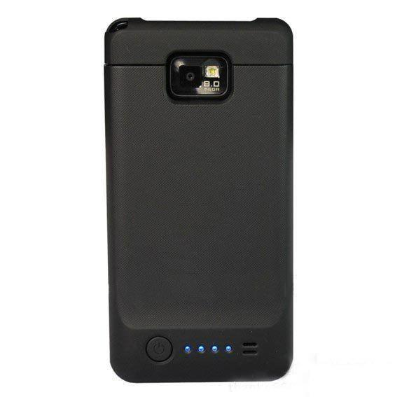 2200mAh Samsung Galaxy S2 ii i9100 Backup Extended Battery power Pack ..