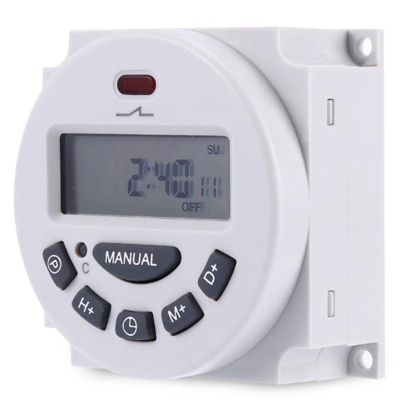220VAC Digital Timer Switch