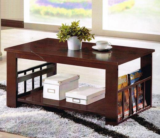 2238 Wooden Coffee Table