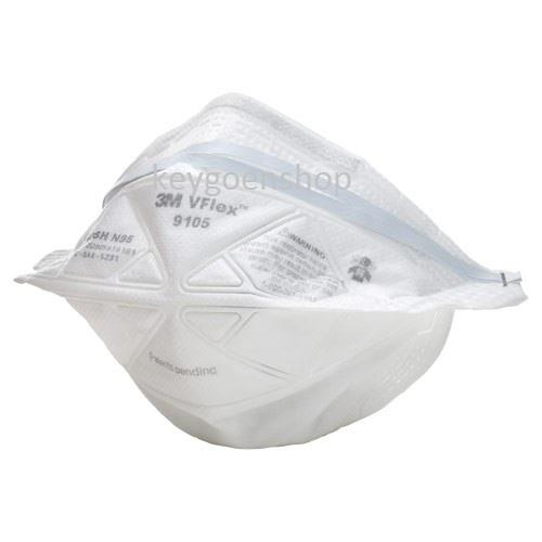 25 pieces 3M N95 9105 Antihaze Mask™ Disposable Particulate Respirator