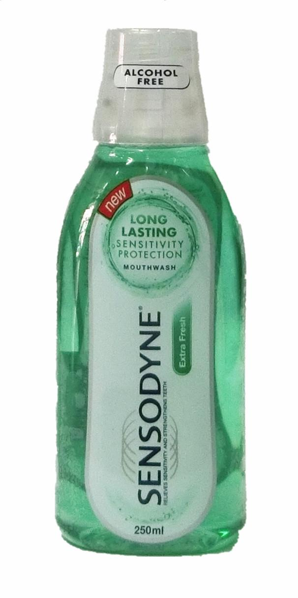 250ml Sensodyne Extra Fresh Mouthwash