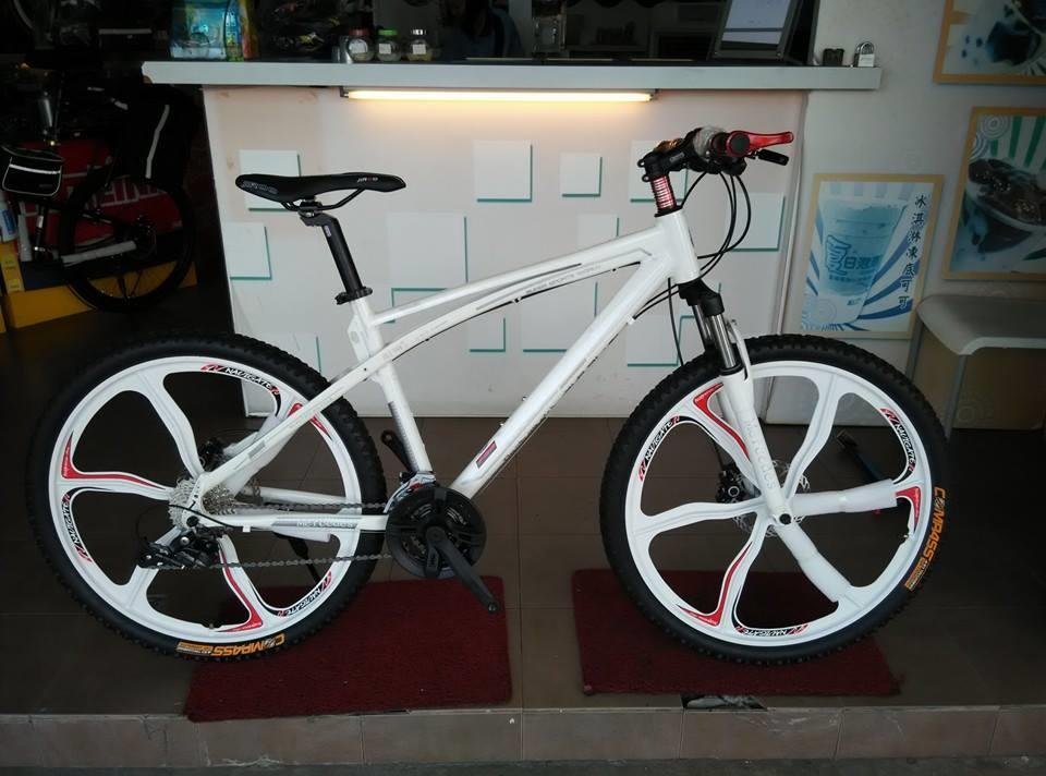 26 mercedes alloy mtb bike bicycle end 9 21 2015 1 13 pm for Mercedes benz bicycle for sale
