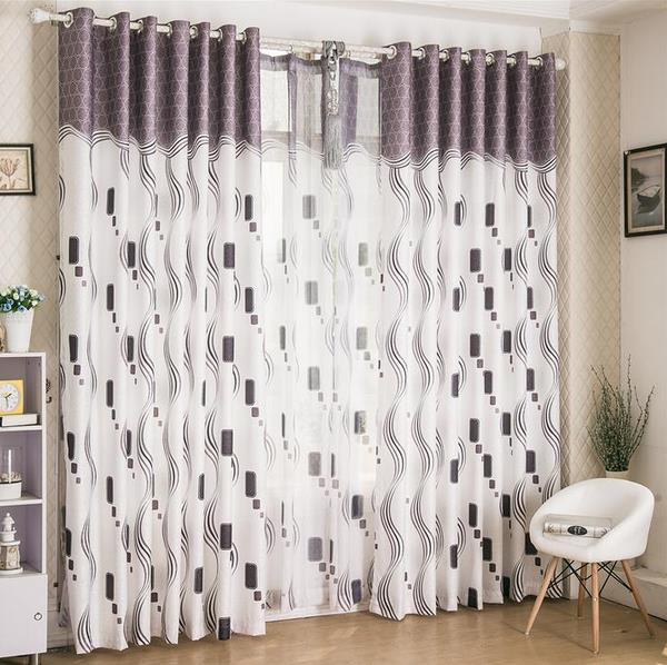 28 modern simple style window curtai end 7 15 2018 9 15 am for Simple curtain styles