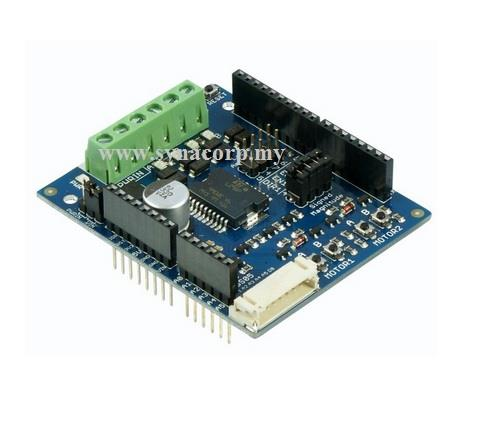 2A Motor Driver Shield L298P for Arduino