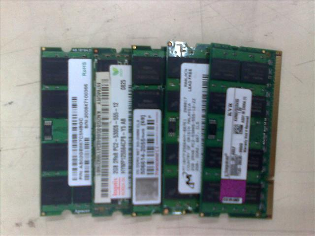 2GB DDR2 RAM for Notebook 030511