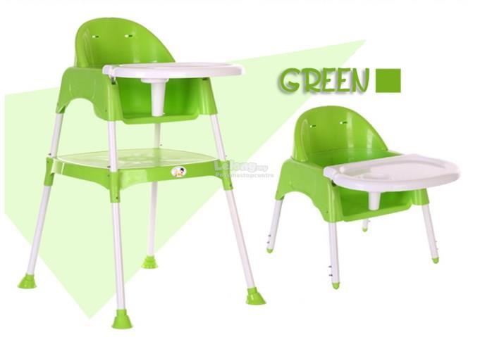 2in1 Baby chair & Table Set