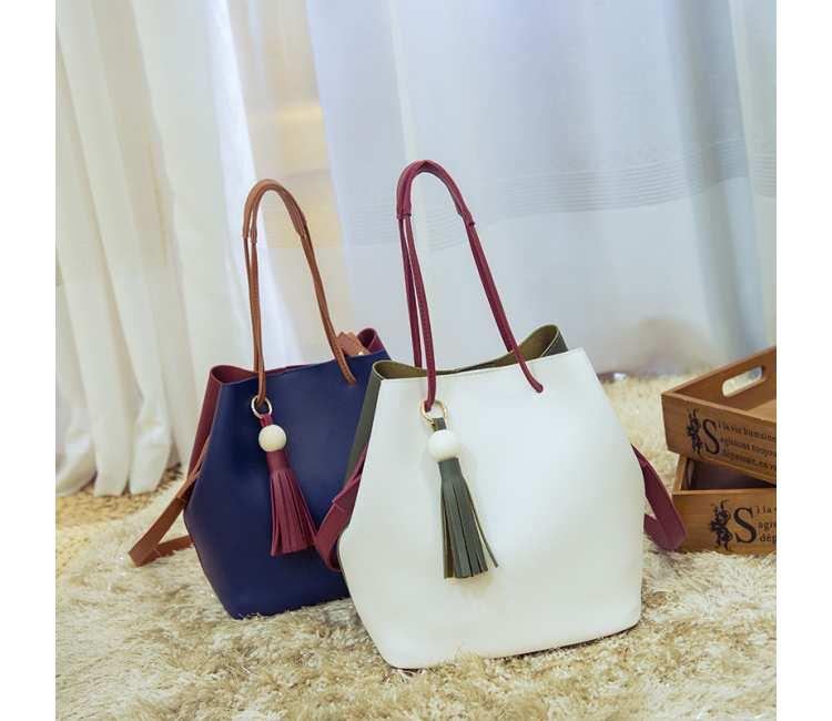 2in1 Dual Color Bag -BBFX3782