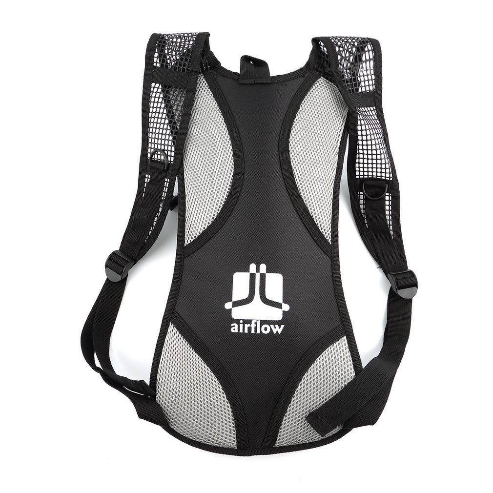 2L Water Bladder Bag Rucksack Cycling Sport Bag Backpack Pack Hiking C..