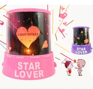 2nd Generation Lovers Star Projector Lamp