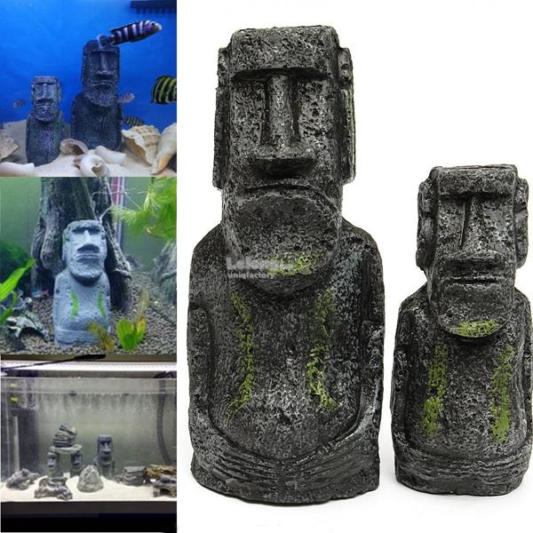 2pcs resin easter island statues set end 8 28 2017 4 15 pm