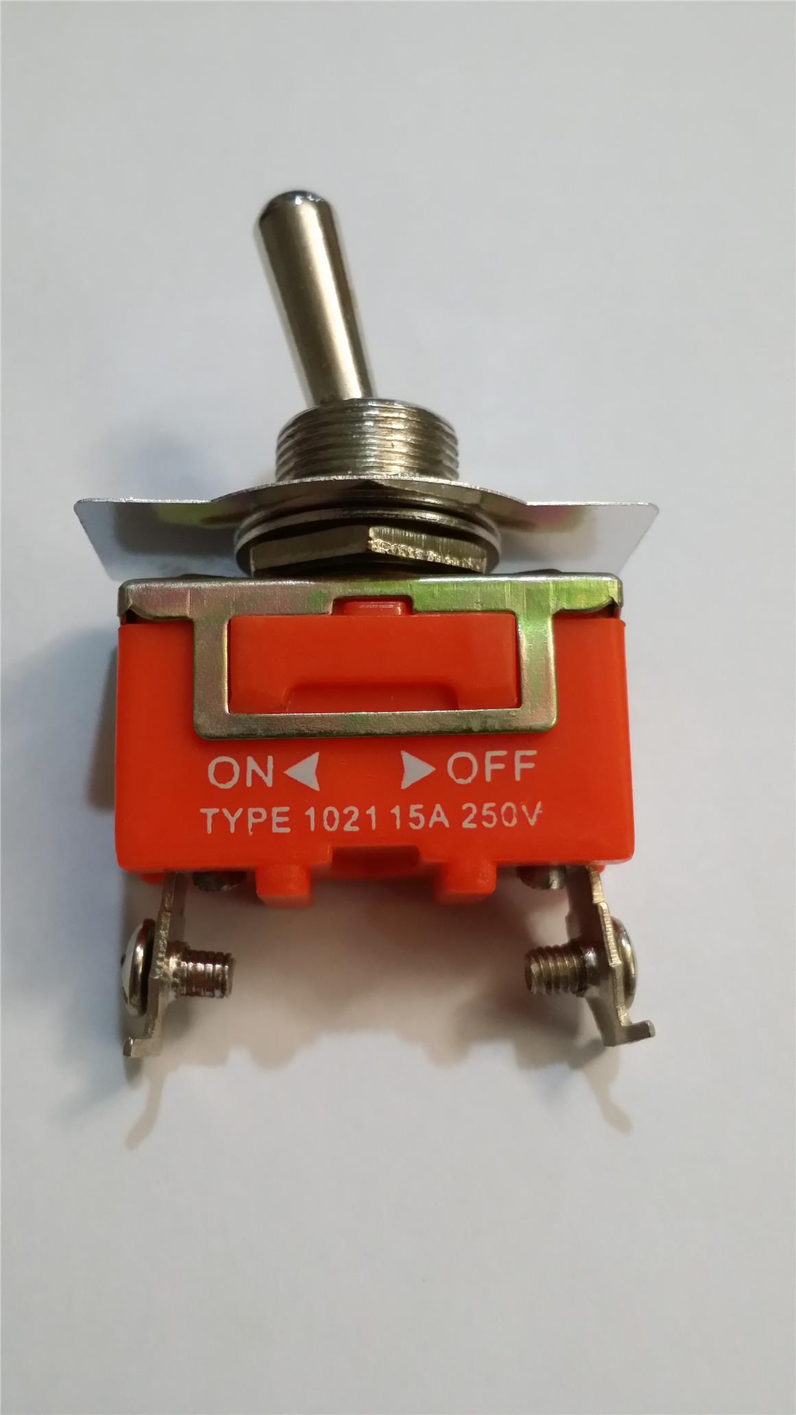 Spst Switch 125vac 15a 3 4hp For Sale Electroniccircuitsdiagrams