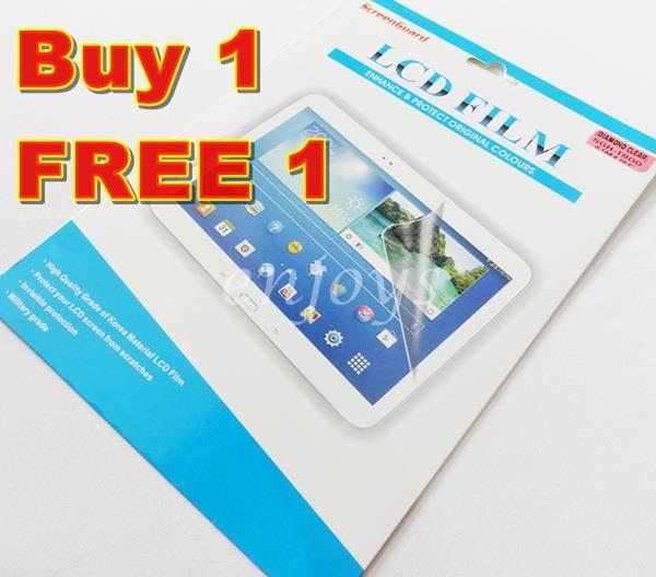 2x DIAMOND LCD Screen Protector Samsung Galaxy Tab S 10.5 SM-T805