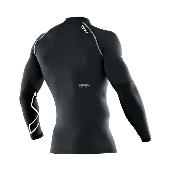 2XU Thermal Long Sleeve Top Compression Wear Top - MA2002A