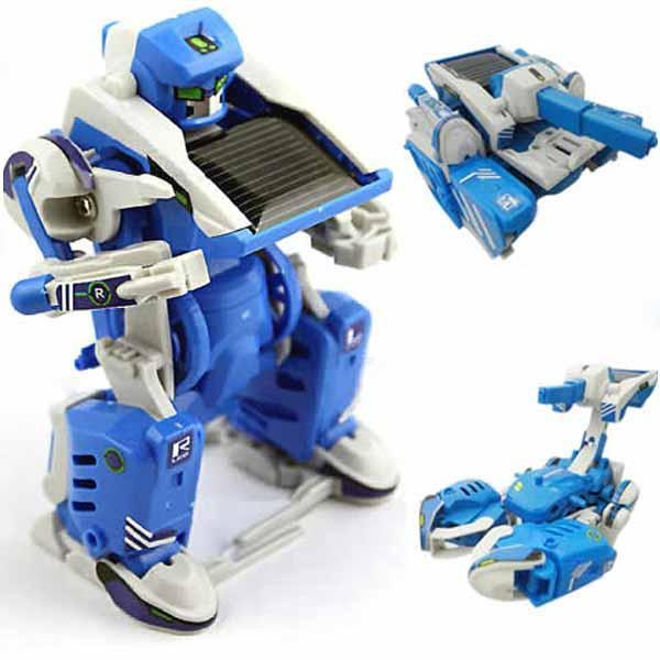 3 in 1 Solar Toy Robot Scorpion Tank DIY Educational Assembly Toys Kit