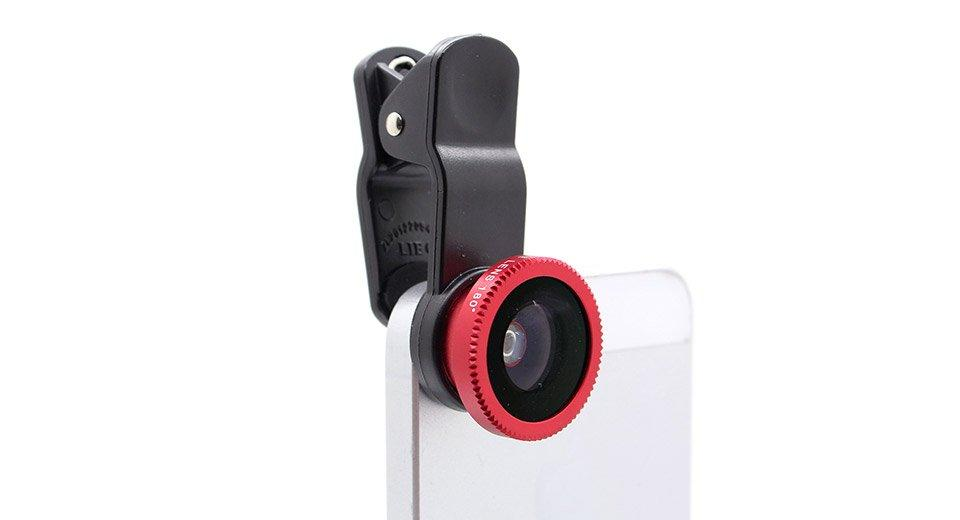 3 in 1 Universal Clip Lens