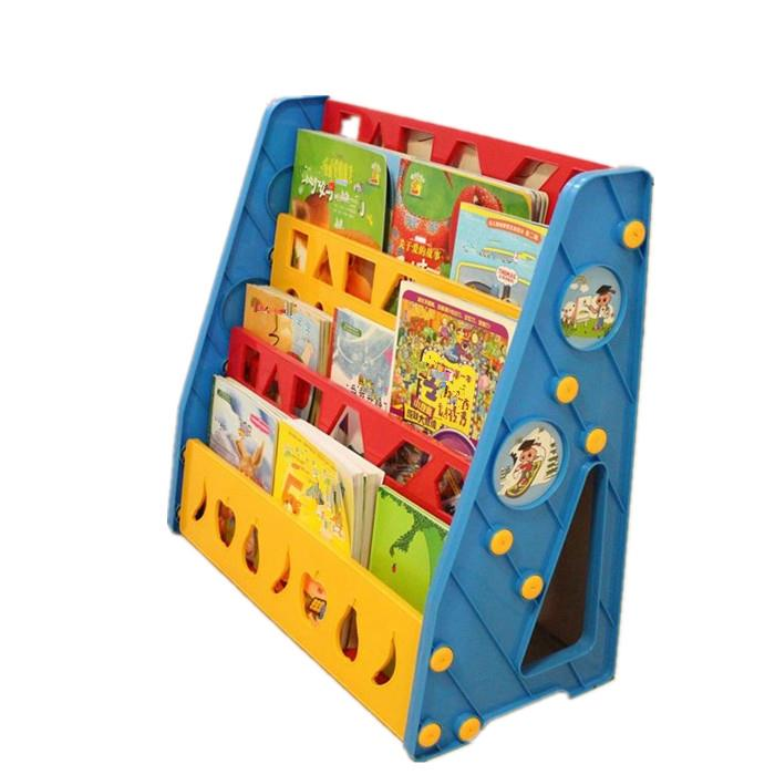 3 level plastic kids bookcase books end 4 13 2018 12 15 pm for Toy and book storage