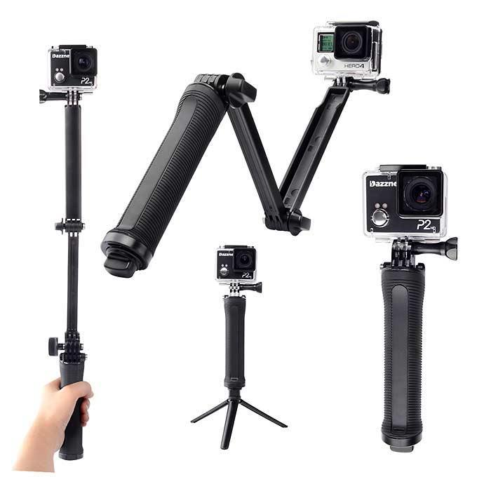 3 way monopod tripod stand camera x end 1 21 2017 12 15 pm. Black Bedroom Furniture Sets. Home Design Ideas