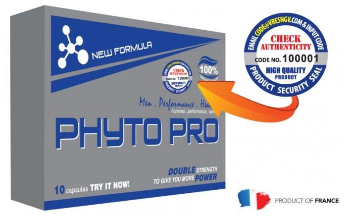 3 Phyto Prosolution New Pack (30 capsules)