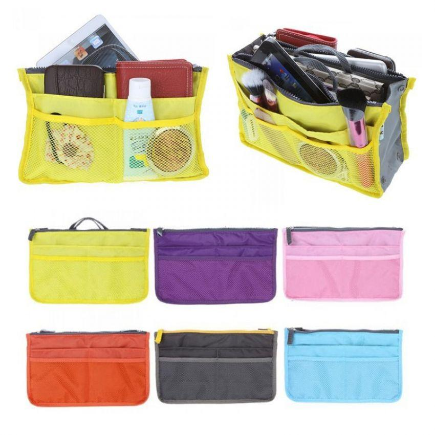 3 Sets x My Easy Bag in Bag Purse Organizers