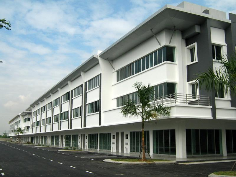 3 Sty Shop Office for rent, Tanming Boulevard Phase 2, Meranti Jaya