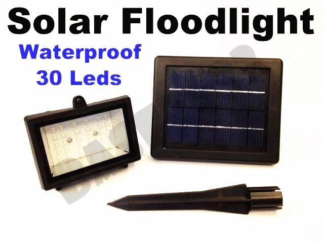 30led Waterproof Solar Floodlight Spotlight Led Flood Light 30 led