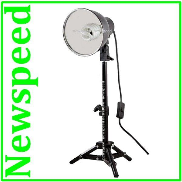 New 30W Bulb Lamp Table Light 5500K E27 20-40cm