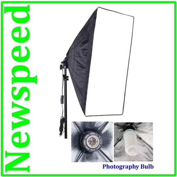 30W Continuous Light Studio Photography with Softbox Set