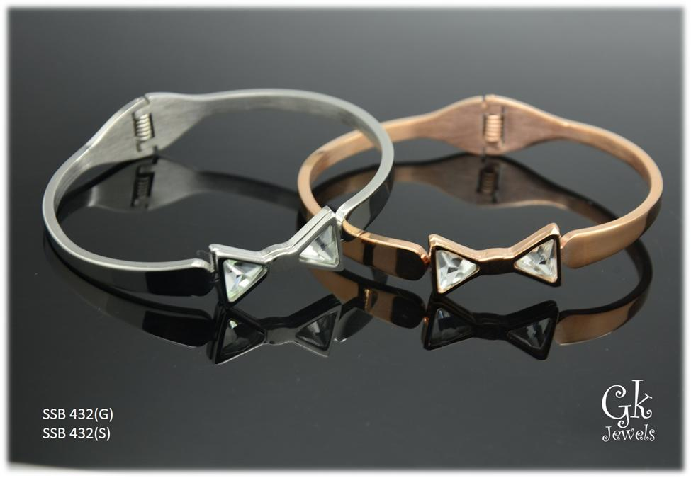 316 stainless steel Bangle SSB 432