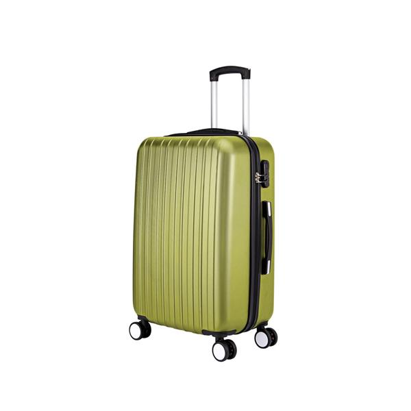 AS-33 Travel Luggage 24 inch Yellow