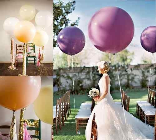 36 Inch Big Balloon Valentine Wedding Party Decoration