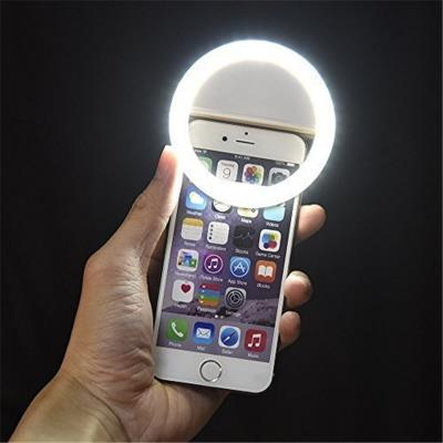 36 LED Ring Night Selfie Light Supplementary Lighting for Smartphones
