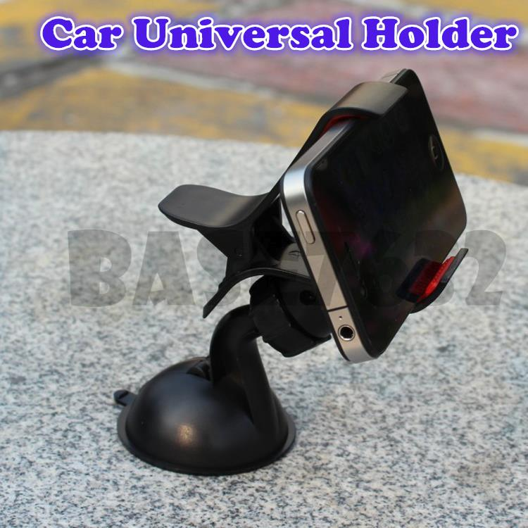 360 Degree Strong  Universal Device Car Mobile Phone Holder Clip