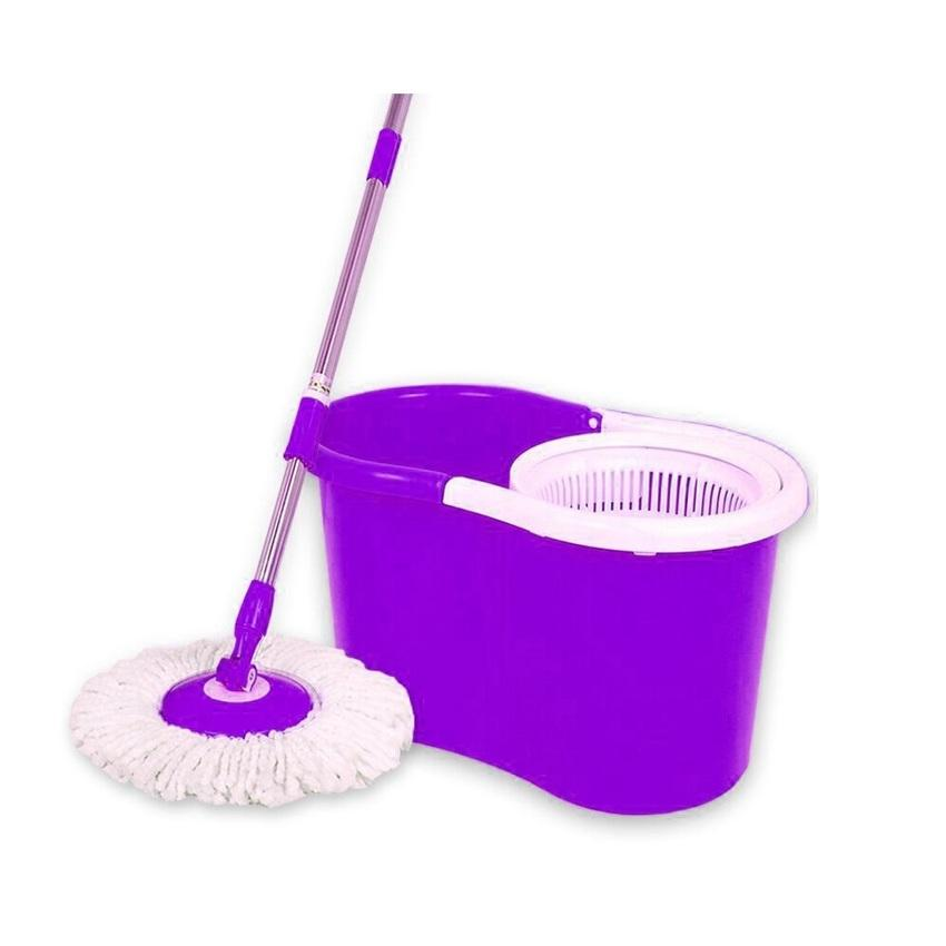 Buy Microfibre 360 176 88 Spin Mop Set Deals For Only Rm43 9