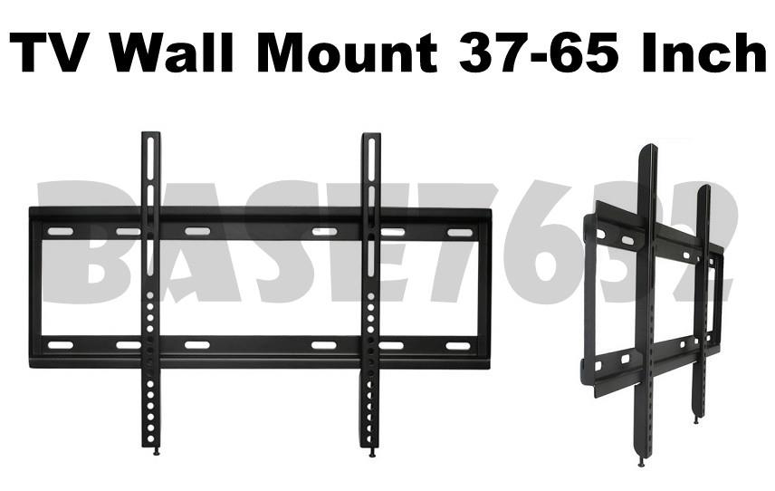 37 to 65 Inch  TV Screen Wall Frame Bracket Holder Mount Flat 1523.1