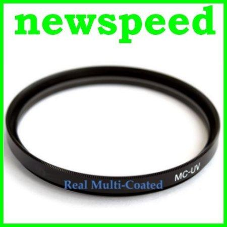 New 37mm Multi Coated MC UV Lens Filter Protector MCUV
