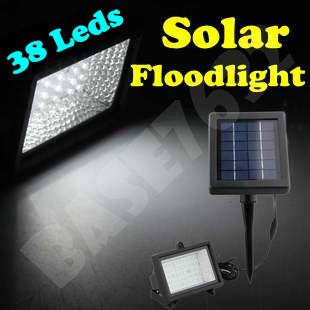 38led Waterproof  Solar Floodlight Spotlight Light Spot Light Led