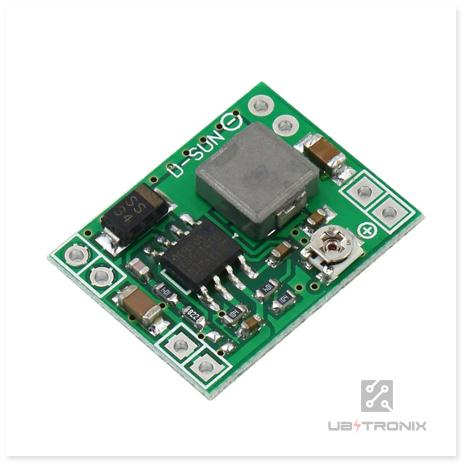 3A DC-DC Converter Adjustable Step down Power Supply Module