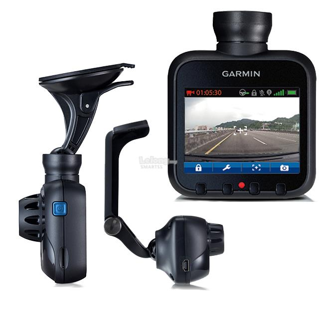 3C. GARMIN DIGITAL CARCAM GDR 45