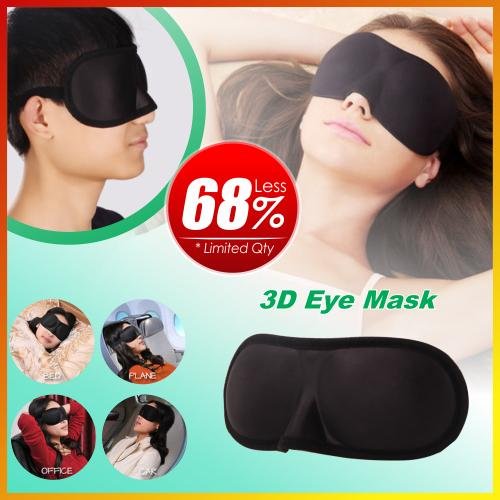 3D Relaxation Sleeping Eye Mask