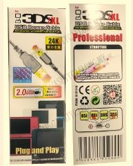 3DS IXL USB 2.0 POWER CABLE