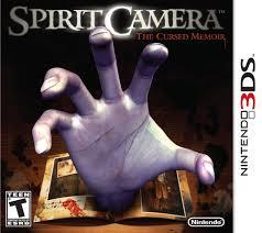 3DS Spirit Camera The Cursed Memoir (US) (USED)