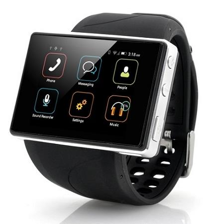 3G Dual Core Android Smart Watch Phone (WP-Z2A)▼