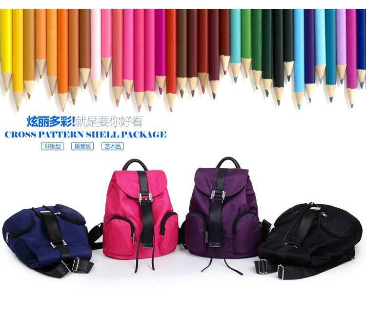 3IN1 NYLON WATERPROOF BACKPACK-BBFX3324