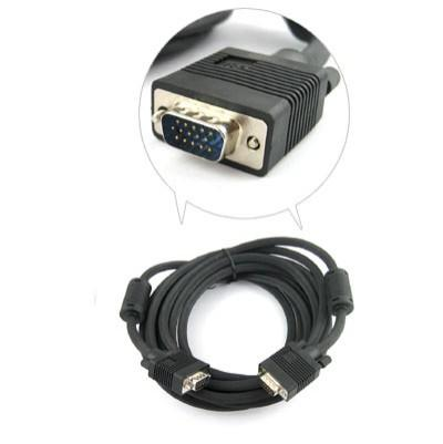 3M AA Grade 3+9 VGA CABLE [No-Signal Loss,Crystal Clear Display]
