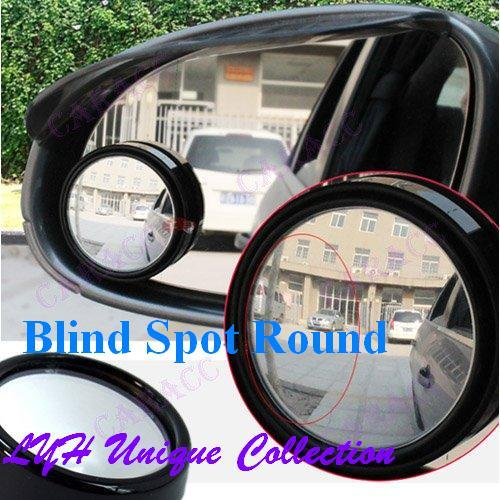 3R061 Blind Spot Round Mirror Suit for Any Car